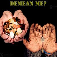 Does selfishness demean me?