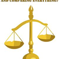 Why do I live by valuing and comparing everything?